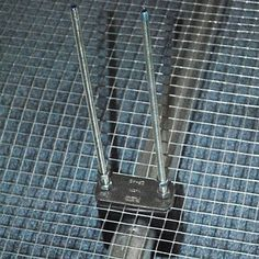 Capture Mesh with DX Engineering Metal Plates Diy Tv Antenna, Dtv, Engineering, Mesh, Plates, Licence Plates, Dishes, Griddles, Mechanical Engineering
