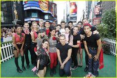 'Teen Beach Movie' Cast -- Cheese