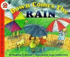 Down Comes the Rain by Franklyn M. Branley *NONFICTION*
