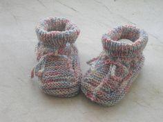 Babyschuhe SL 85 cm  Krabbelschuhe  Puschen