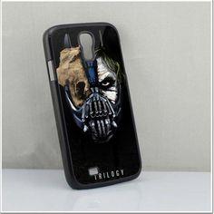 Batman Trilogy Samsung Galaxy S4 I9500 Case Cover