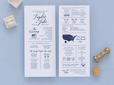 infographic wedding program template, fun wedding programs, non traditional wedding program, editable in templett Fun Wedding Programs, Wedding Trivia, Wedding Icon, Wedding Humor, Wedding Trends, Fall Wedding, Wedding Ideas, Wedding Signage, Dream Wedding