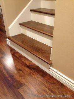 Adding Wood Stairs