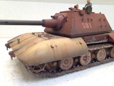 For Sell now: 1/35 World of Tanks E100 Tier 10 Heavy Tank. Want view more? Please visit  www.xinghaotanks.weebly.com