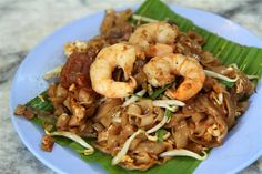 Char Koay Teow    The Malaysian food just sums up an amazing trip to Malaysia. It's what makes it :)