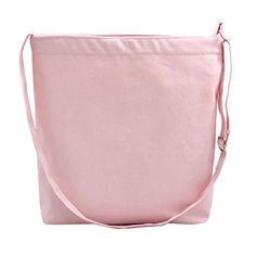New Trending Shopper Bags: DZT1968 Women Girls Canvas Shopping Handbag Shoulder Tote Shopper Crossbody Bag (Pink). DZT1968 Women Girls Canvas Shopping Handbag Shoulder Tote Shopper Crossbody Bag (Pink)  Special Offer: $7.99  222 Reviews ▶ Feature: ▶ 100% brand new and high quality. ▶ Quantity: 1 ▶ Gender: Women, Girls ▶ Material: Canvas ▶ Style: Shoulder bag, Handbag Bag ▶ A lovely bag full of...