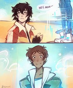 Just some cute comic pictures of Klance None of these pictures are mine Credit to artists Voltron Klance, Voltron Comics, Voltron Memes, Voltron Fanart, Form Voltron, Voltron Ships, Shiro Voltron, Klance Comics, Cute Comics
