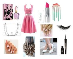 """""""Chillin' with 1D! :-)"""" by icecream125 ❤ liked on Polyvore featuring beauty, Illamasqua, Napoleon Perdis and Chanel"""
