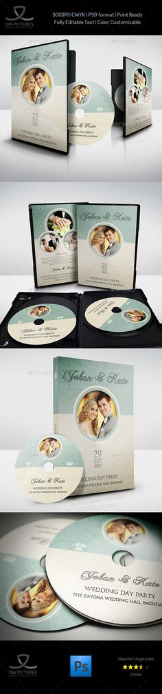 Wedding Dvd Cover  Cd Label V  Vs Wedding And Cd Labels