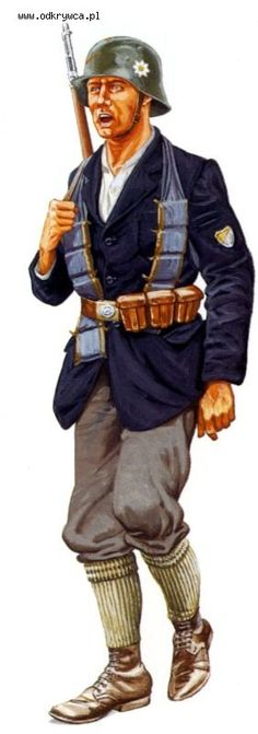 German Freikorps 1918/1923, pin by Paolo Marzioli