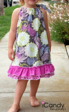 Little Dress Boutique - Easy to make dresses for little girls