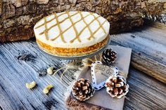 Rohkost - Apfel-Zimt Torte | Journal | Naturkostbar