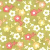 FABRIC - CALIFORNIA GIRL - designed by Fig Tree & Co for Moda