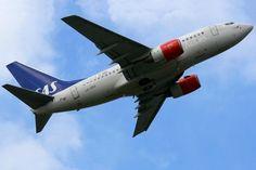 #SAS #Scandinavian #airport #gdansk #takeoff | photo: Jakub Hurynowicz