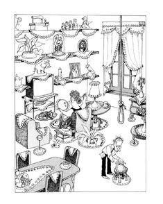 Comic Strip by Quino-Argentina