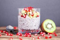 Handla mat online i din matbutik New Recipes, Snack Recipes, Healthy Recipes, Snacks, Healthy Food, Chiapudding, Crunches, Panna Cotta, Tasty