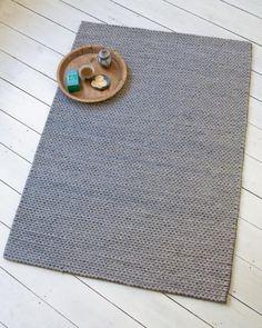 Teppich in Strickoptik