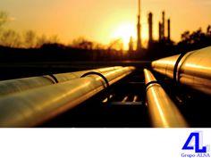 #ConstructoraAL Oleoductos. LA MEJOR CONSTRUCTORA DE VERACRUZ. Los oleoductos son la manera más rápida de transportar grandes cantidades de petróleo en tierra o en agua y pueden desarrollarse sobre la superficie, subterráneos e incluso de manera subacuática, aunque los últimos son extremadamente costosos. En Grupo ALSA, fabricamos e instalamos oleoductos y gasoductos. Le invitamos a visitar nuestra página en internet www.grupoalsa.com.mx.