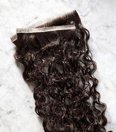 Best hair extensions: Skin Weft Hair Extensions