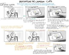 Hat Lieberman: Stuff I've Learned About Storyboarding Part 2 Storyboard, Movie Shots, Animation Tutorial, Comic Drawing, Character Design Animation, Art Tips, Drawing Tips, Art Tutorials, Art Lessons
