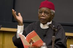 """Things Fall Apart is an English-language novel by Nigerian author Chinua Achebe published in 1958. It is the archetypal modern African novel in English, and one of the first African novels written in English to receive global critical acclaim. It is a staple book in schools throughout Africa and widely read and studied in English-speaking countries around the world. The title of the novel comes from William Butler Yeats' poem """"The Second Coming."""""""