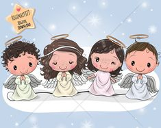 Winter Clipart, Christmas Clipart, Christmas Stickers, Angel Clipart, Fashion Clipart, Drawing Clipart, Typography Prints, Nursery Prints, Paper Goods