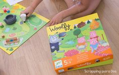 Kids Toys, Games, Fun Games, Three Little Pigs, Childhood Toys, Children Toys, Gaming, Plays, Game