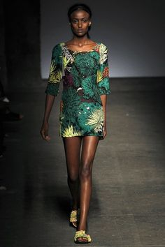 Tracy Reese Spring Summer 2015 SS'15 RTW