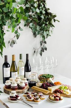 Ready. Set. Drink: Why Adding a Wine Tasting Is Your Best Party Move #theeverygirl