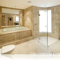 Doğal Taş Kaplama Banyolar