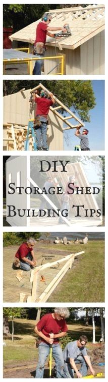 DIY Shed Plans - A How To Guide - Check Out THE PICTURE for Lots of Storage Shed Plans DIY. 99636585 #backyardshed #woodshedplans