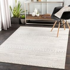 Minimalist Rugs, Area Rugs For Sale, White Rug, White Area Rug, Pink White, Indoor Rugs, Grey Rugs, Eclectic Style, Online Home Decor Stores