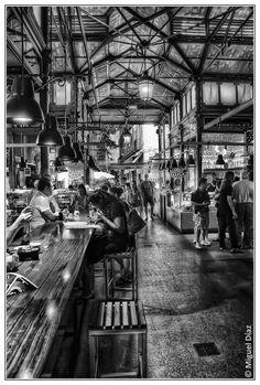 Mercado de San Miguel by Miguel Diaz, via 500px
