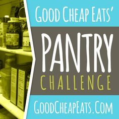 Tips and tricks for making a pantry challenge successful: organize, inventory, meal plan, fill in the gaps, prep ahead. Chocolate Syrup Recipes, Sweet And Sour Meatballs, Whole 30 Meal Plan, Save Money On Groceries, Cash Money, Easy Food To Make, Good And Cheap, Whole 30 Recipes, Eating Well