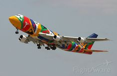 SAA Boeing 747-300 (ZS-SAJ)