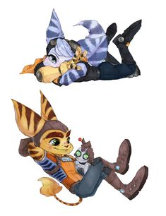 Jak & Daxter, Future Artist, Yiff Furry, Train Art, Drawing Reference Poses, Sea Monsters, Ratchet, Character Design Inspiration, Furry Art