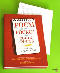 For National Poetry Month or any time of the year, read poetry daily to your kids. It doesn't have to be poetry specifically written for kids either. Poetry Daily, Share Poetry, Writing Lesson Plans, Writing Lessons, Poetry Books For Kids, Poetry Activities, Poetry Lessons, National Poetry Month, Teacher Hacks