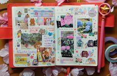 Hobonichi Diary Updates   Kawaii Stickers   Others | http://the.rainbowholic.me/kawaii/hobonichi-diary-updates-x-kawaii-stickers-x-others/