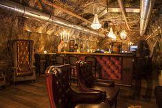 Kufstein Stollen1930 Die Bar New York, London, Paris, Steampunk, Furniture, Home Decor, Blue Prints, New York City, Montmartre Paris