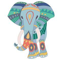 Elefante on Behance