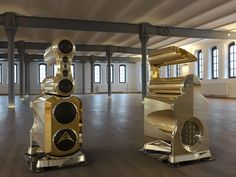 """ALIEN"" - luxury speaker system"
