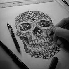 #cosmic #skull