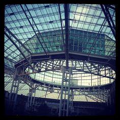 Famous atrium at Gaylord Opryland Photo by jazzrazzmatazz