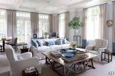Modern Furniture: 2013 Luxury Living Room Curtains Designs Ideas