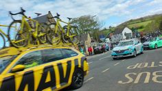 Unedited raw footage of the 2017 Tour de Yorkshire (Le Tour Yorkshire) bike race passing through my village. Monster Trucks, Racing, Tours, Street, Auto Racing, Lace, Roads