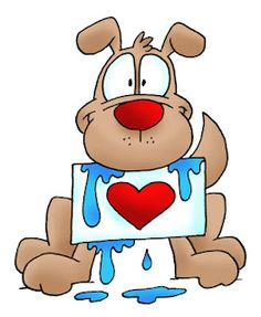 Dustin Pike Draws: Freebie Friday and 70 Digi's Cute Cartoon Pictures, Cartoon Pics, Cartoon Drawings, Cute Drawings, Dog Drawings, Valentines Day Drawing, Valentines Day Clipart, Valentines Art, Pattern Coloring Pages