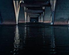 Water Under the Bridge - Andrea Trisdale  www.artbyande.com/photography  #ArtByAnde #Art #Artwork #PhotoArt #Photography #Townlake #LadyBirdLake #Nature #WaterUnderTheBridge #AndreaTrisdale