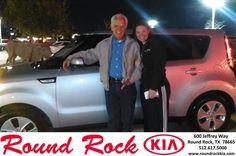 https://flic.kr/p/ERuat7 | Congratulations Jon on your #Kia #Soul from LATONYA CARR at Round Rock Kia! | deliverymaxx.com/DealerReviews.aspx?DealerCode=K449