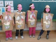 Education Discover Knowing your organs as a class. Body Preschool Preschool Science Science Fair Science For Kids Science Activities Science And Nature Activities For Kids Human Body Crafts Human Body Science
