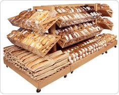 KMP Fixtures: Bakery Displays